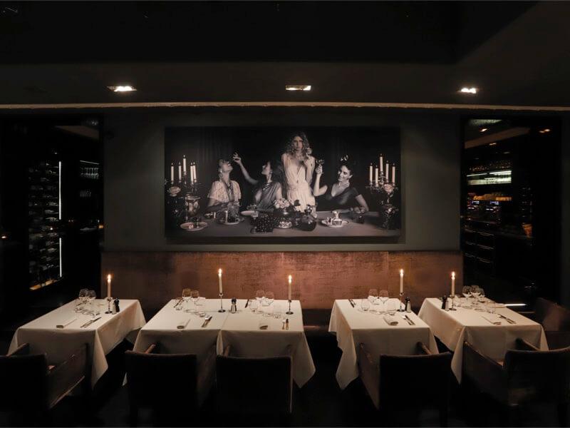 Hôtel restaurant bar Odette en ville - Bruxelles
