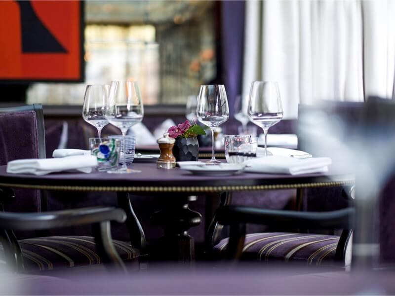 Restaurant Gastronomique La Villa Lorraine - bruxelles