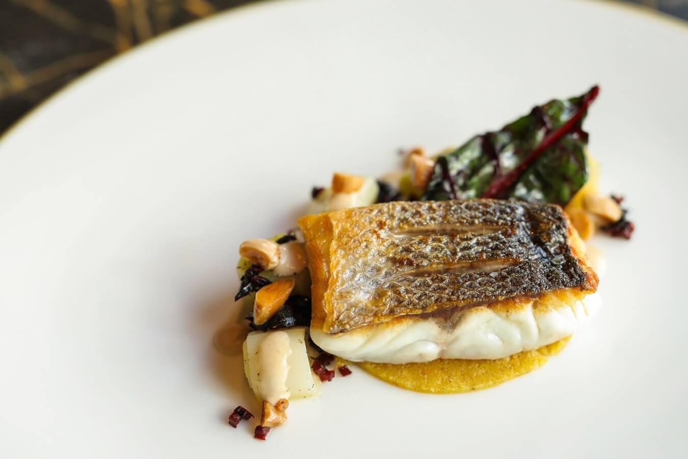 Restaurant gastronomique - La Villa Emily